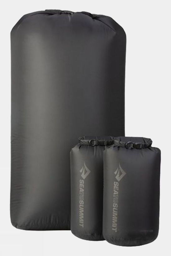 Sea to Summit Bergen Lightweight Dry Sack Set Black