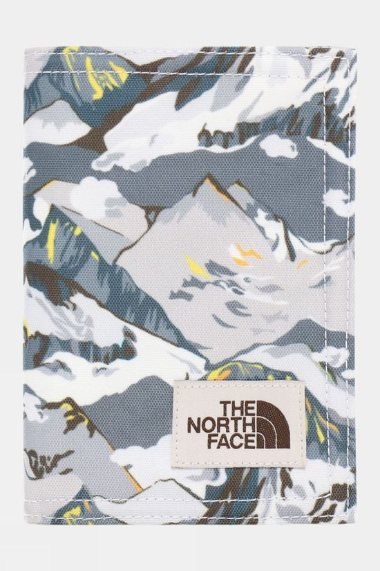 The North Face Liberty Travel Wallet TNF White Liberty Print