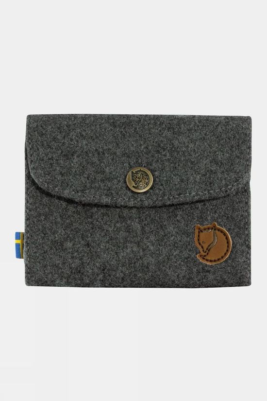 Fjallraven Norrvåge Wallet Grey