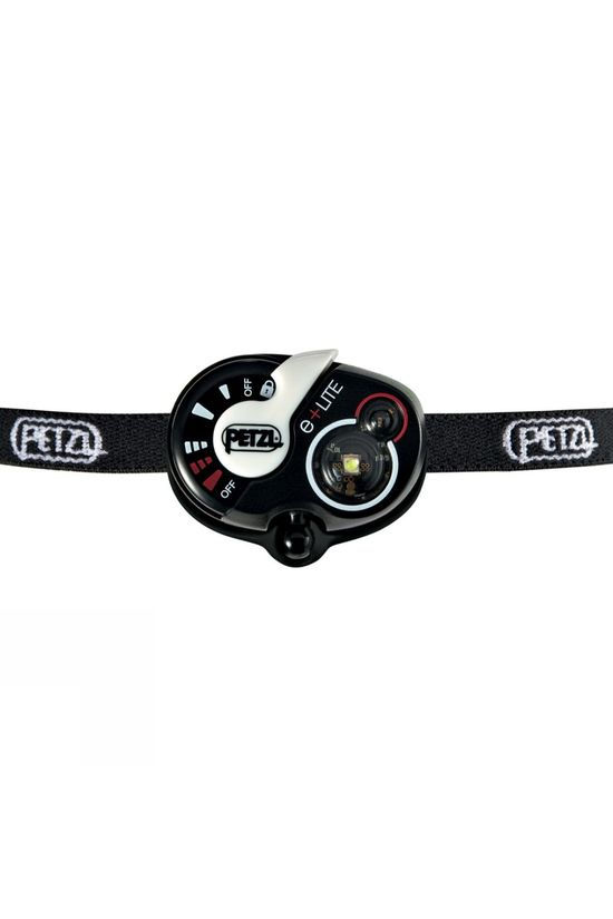 Petzl e+Lite 2 50L Headtorch Black
