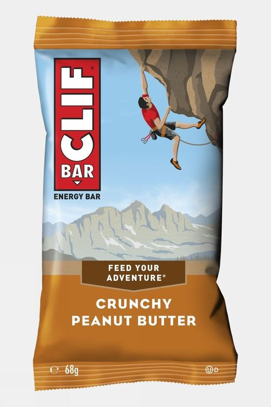 Clif Clif Bar Crunchy Peanut Butter No Colour