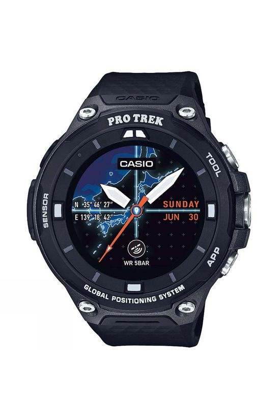 Casio ProTrek Smart Watch WSD-F20  Black
