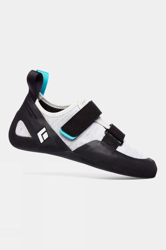 Black Diamond Womens Momentum Climbing Shoes Black/Alloy