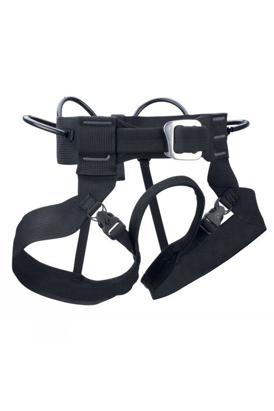 Black Diamond Alpine Bod Harness No Colour
