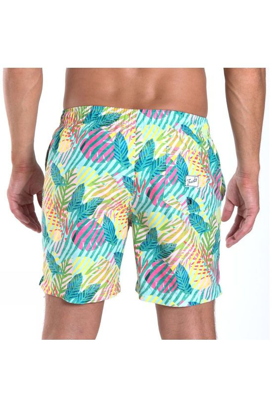 "Franks Mens Mid Length Volley Shorts 16"" Elliot"