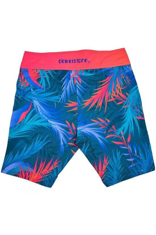 Dewerstone Mens Life Shorts 2.0 Tropical Jungle