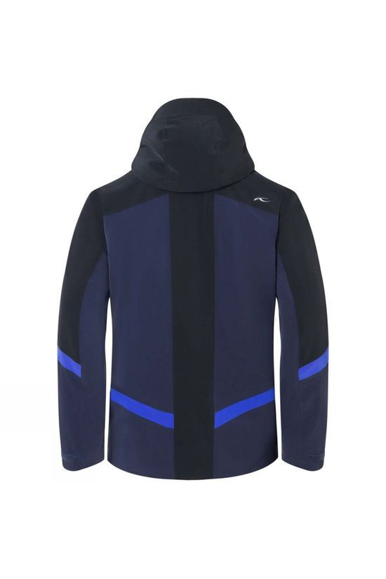 KJUS Speed Reader Jacket Atlanta Blue-Black