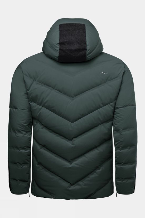 KJUS Mens Linard Jacket Dark Jet Green