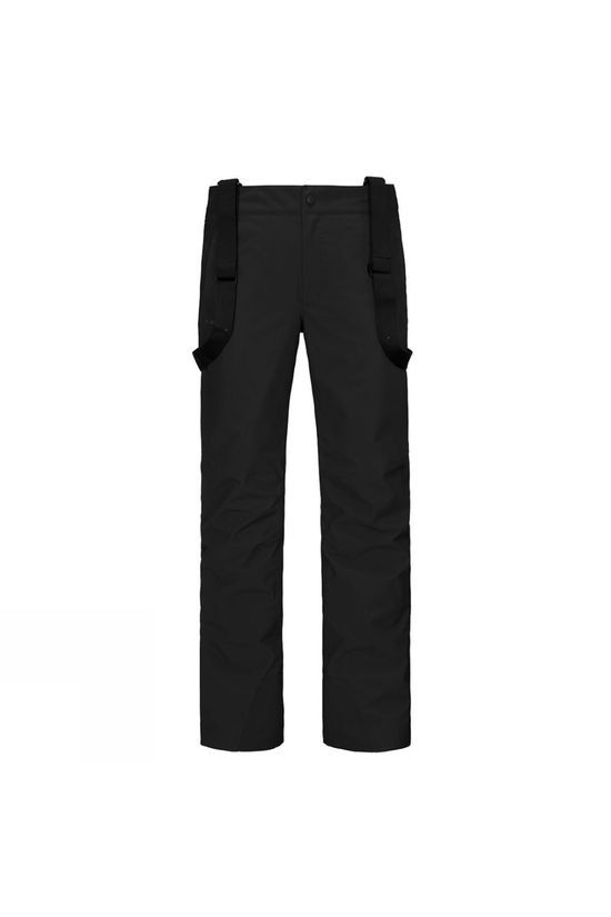 Schoffel Men's Bern Snow Pants (Long) (32-42 INCH) Black