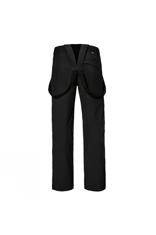 Schoffel Men's Bern Snow Pants (REGULAR) Black