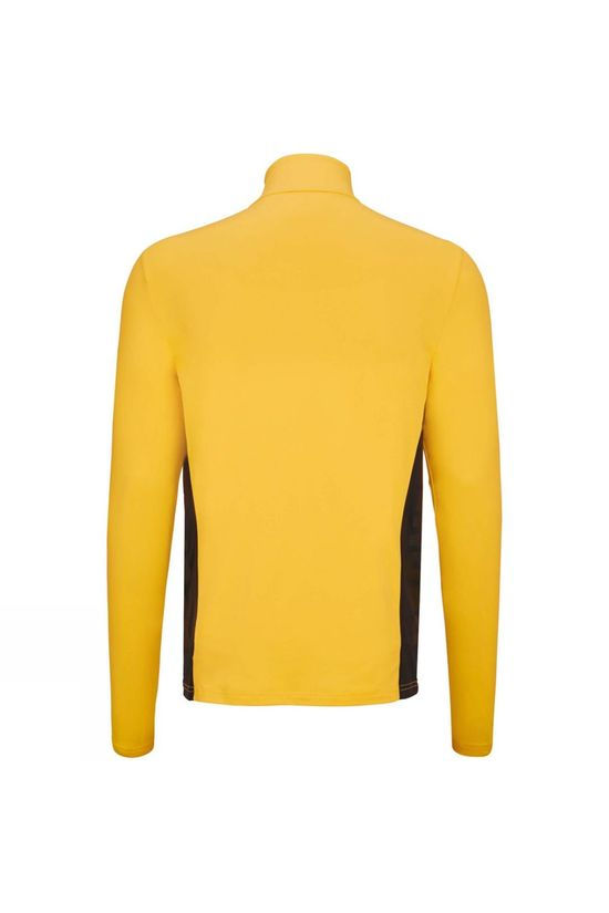Bogner Men's Tarry Midlayer Fleece Yellow/Black