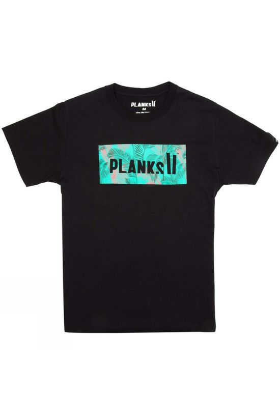 Planks Men's Planks Classic T-Shirt Black
