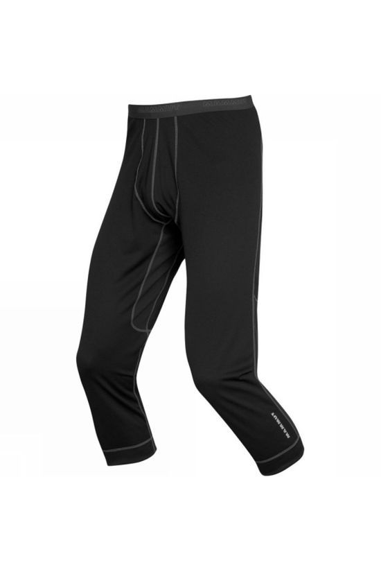 Mammut Men's Go Warm 3/4 Pants Black
