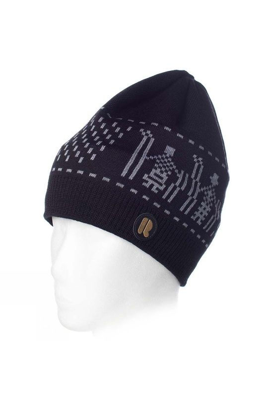 Riggler Men's Travis Beanie Black