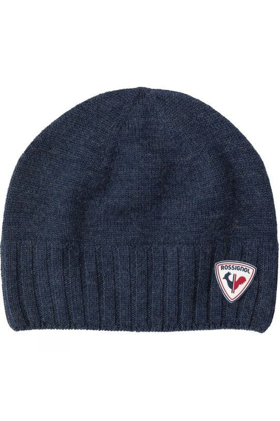Rossignol Mens Alan Beanie Dark Navy