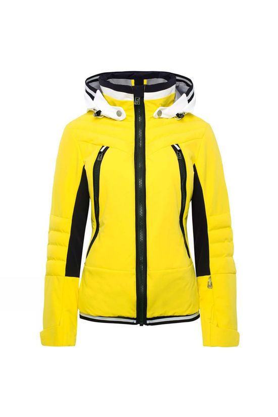 Toni Sailer Sports Womens Cosima Jacket Yellowstone