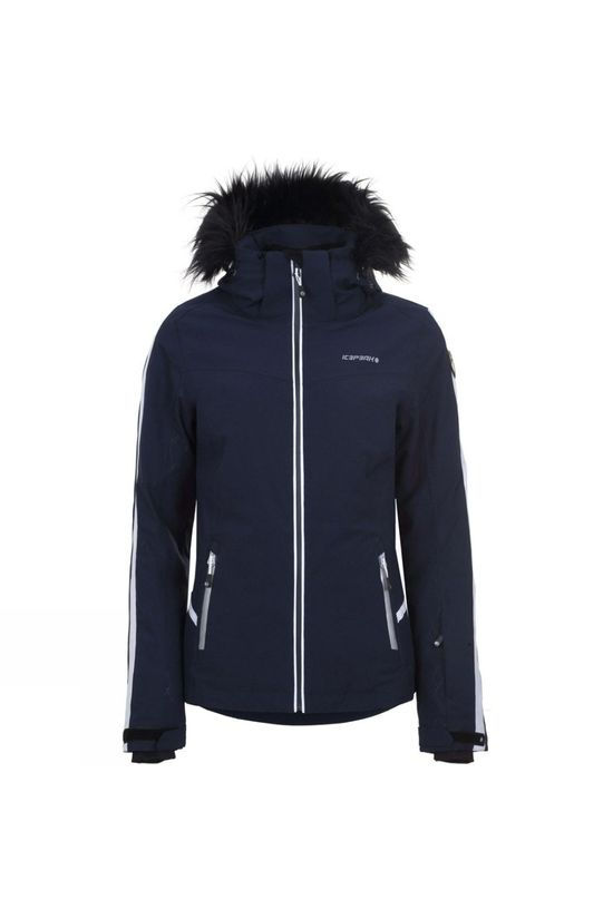 Icepeak Womens Florence Jacket Dark Blue