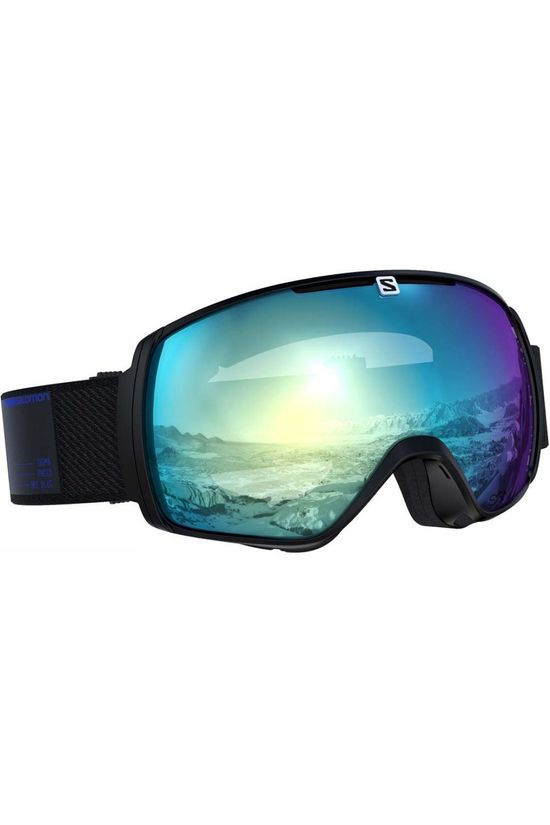Salomon XT One Sigma Photochromic Goggle Photo Sigma Black