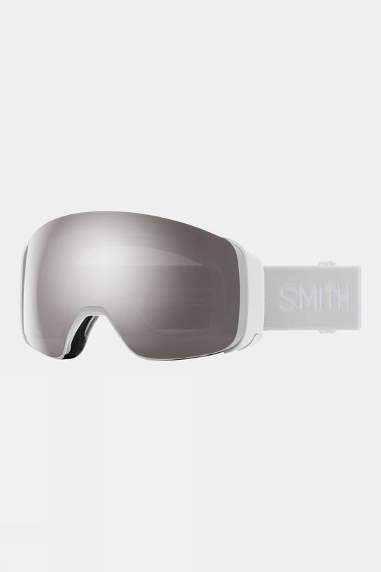 Smith Men's 4D MAG Goggle White Vapor / Cps Plt M