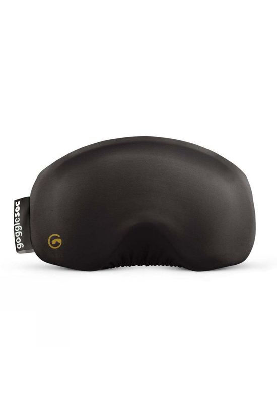 Gogglesoc Gogglesoc Ski Goggle Cover Black Soc