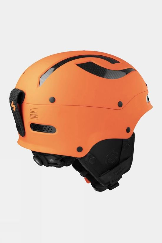 Sweet Protection Mens Trooper II MIPS Helmet Matte Flame Orange