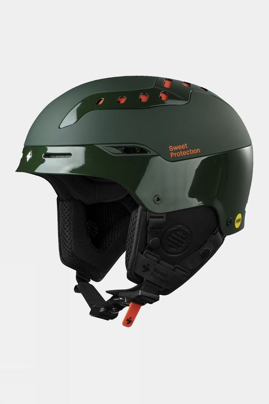 Sweet Protection Mens Switcher MIPS Helmet Highland Green