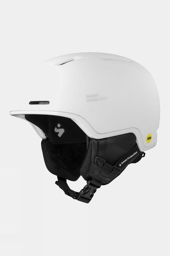 Sweet Protection Mens Looper MIPS Helmet Satin White