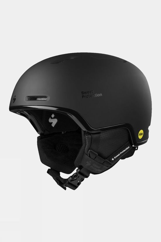 Sweet Protection Mens Looper MIPS Helmet Dirt Black