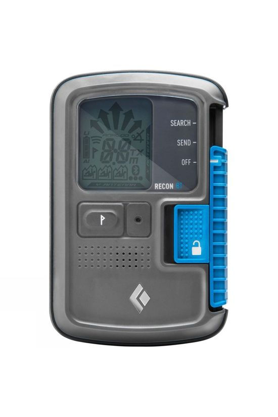 Black Diamond Set Recon BT Avalanche Transceiver Blue