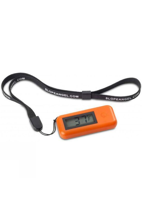Slopeangel Inclinometer and Thermomenter No Colour