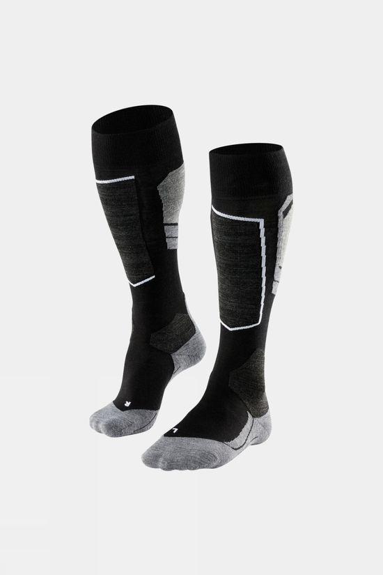 Falke Men's SK 4 Ski Sock  Black