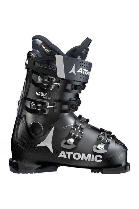Atomic Mens Hawx Magna 110 S Ski Boot Black/Dark Blue