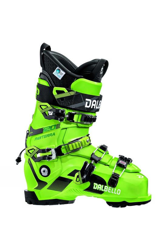 Dalbello Men's Panterra 120 GW Ski Boot Lime / Lime
