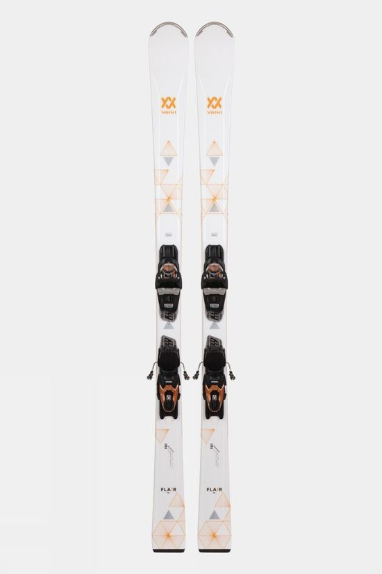 Volkl Women's Flair 76 Skis With vMotion 10 GW Lady Binding .