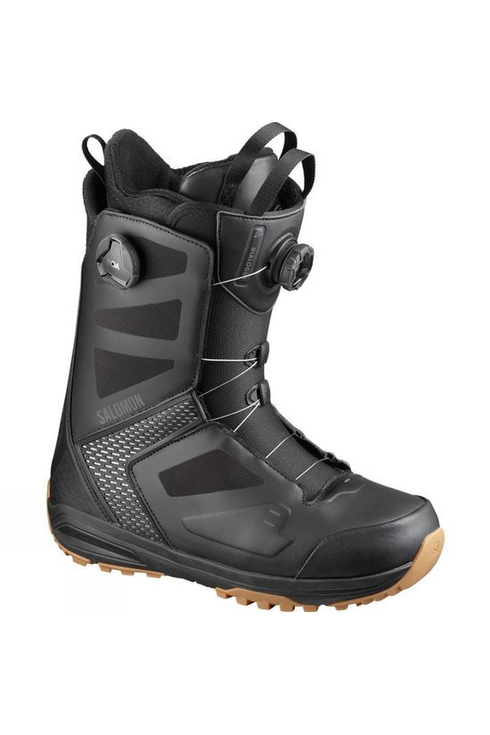 Salomon Mens Dialogue Focus Boa Boot Black