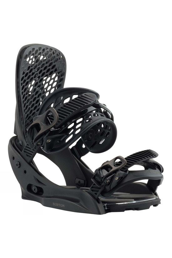 Burton Womens Escapade EST Snowboard Binding Fade to Black