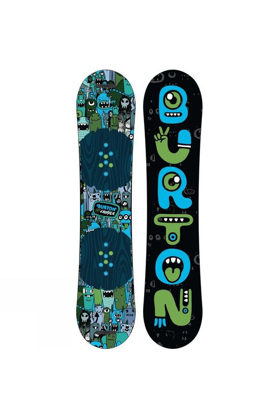 Burton Kids Chopper Snowboard No Color