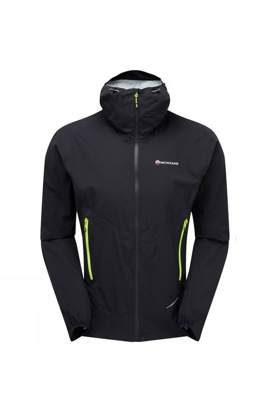 Montane Mens Minimus Stretch Ultra Jacket Black