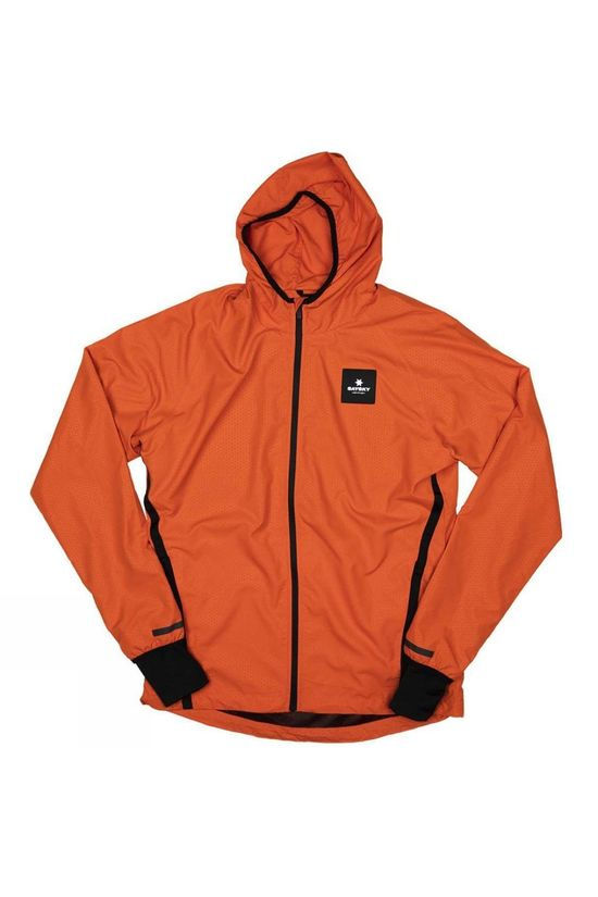 Saysky Unisex Pace Jacket Purred Pumpkin