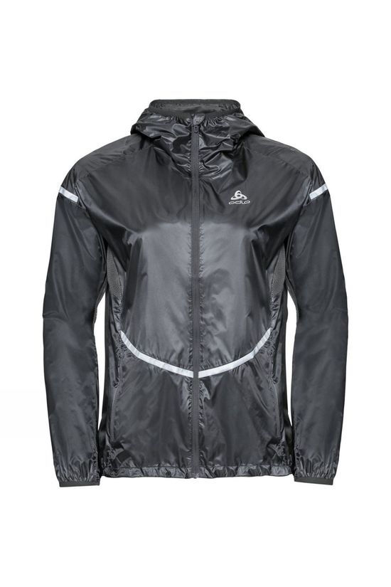 Odlo Womens Zeroweight Pro Jacket Odlo Graphite Grey