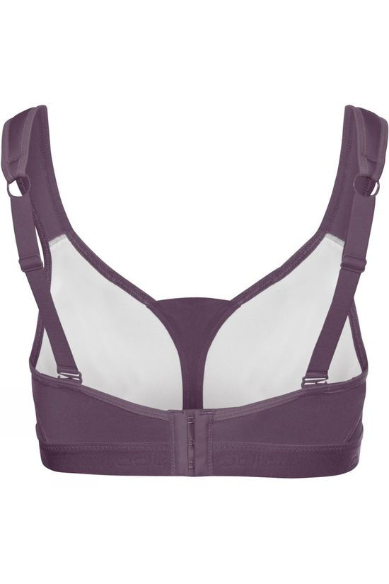 Odlo Women's High Padded Sports Bra Vintage Violet