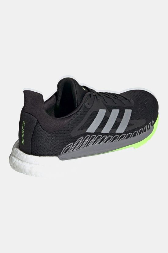Adidas Mens Solar Glide 3 Core Black