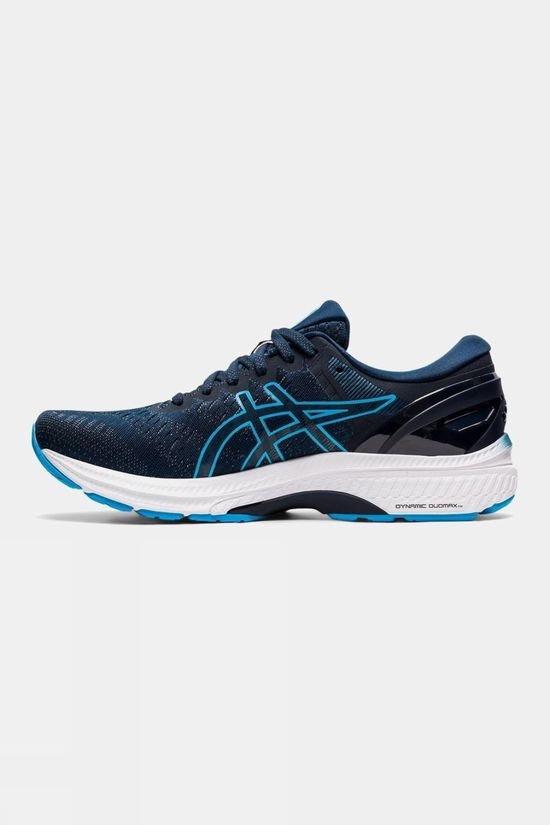 Asics Men's Gel-Kayano 27 French Blue/Digital Aqua