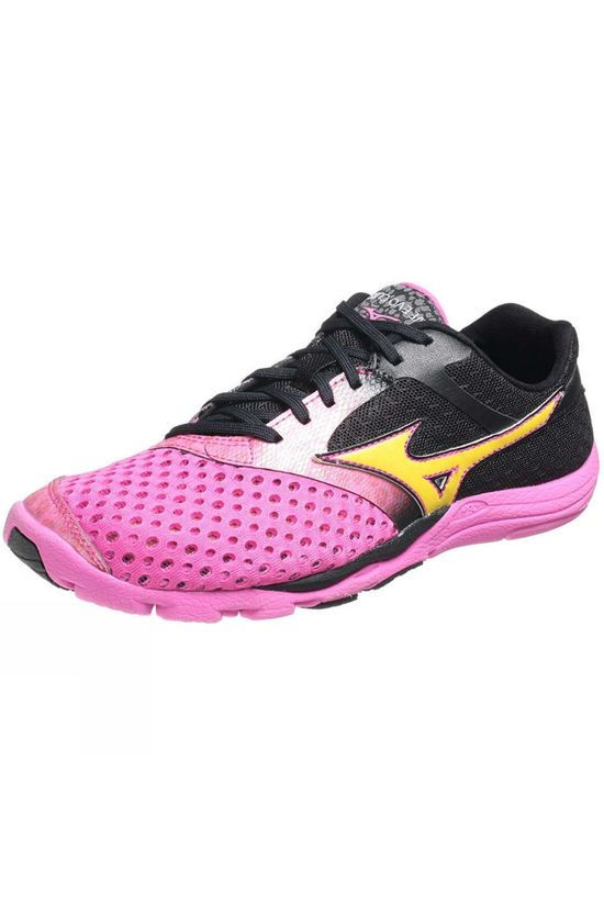Mizuno Womens Wave EVO Cursoris Black/Orange