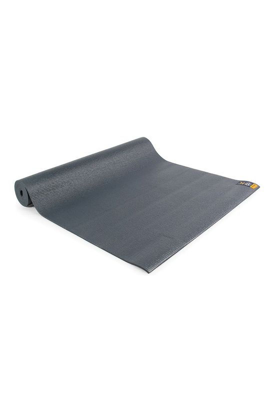 Fitness Mad Warrior Yoga Mat II 4mm Graphite