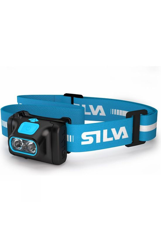Silva Scout XT Headlamp Blue/White