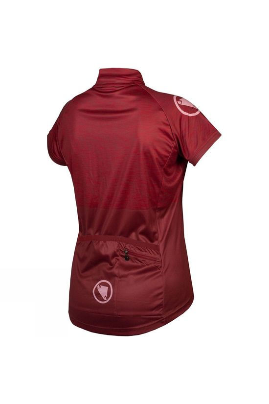 Endura Womens Hummvee Ray Short Sleeve Jersey II Cocoa