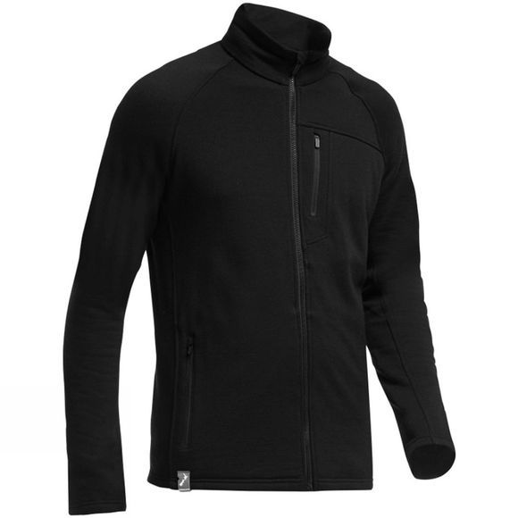 Men's Sierra Long Sleeve Zip