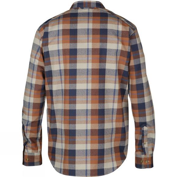 Fjallraven Mens Fjällglim Shirt Autumn Leaf