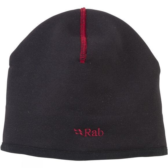 Rab Mens Power Stretch Beanie Black